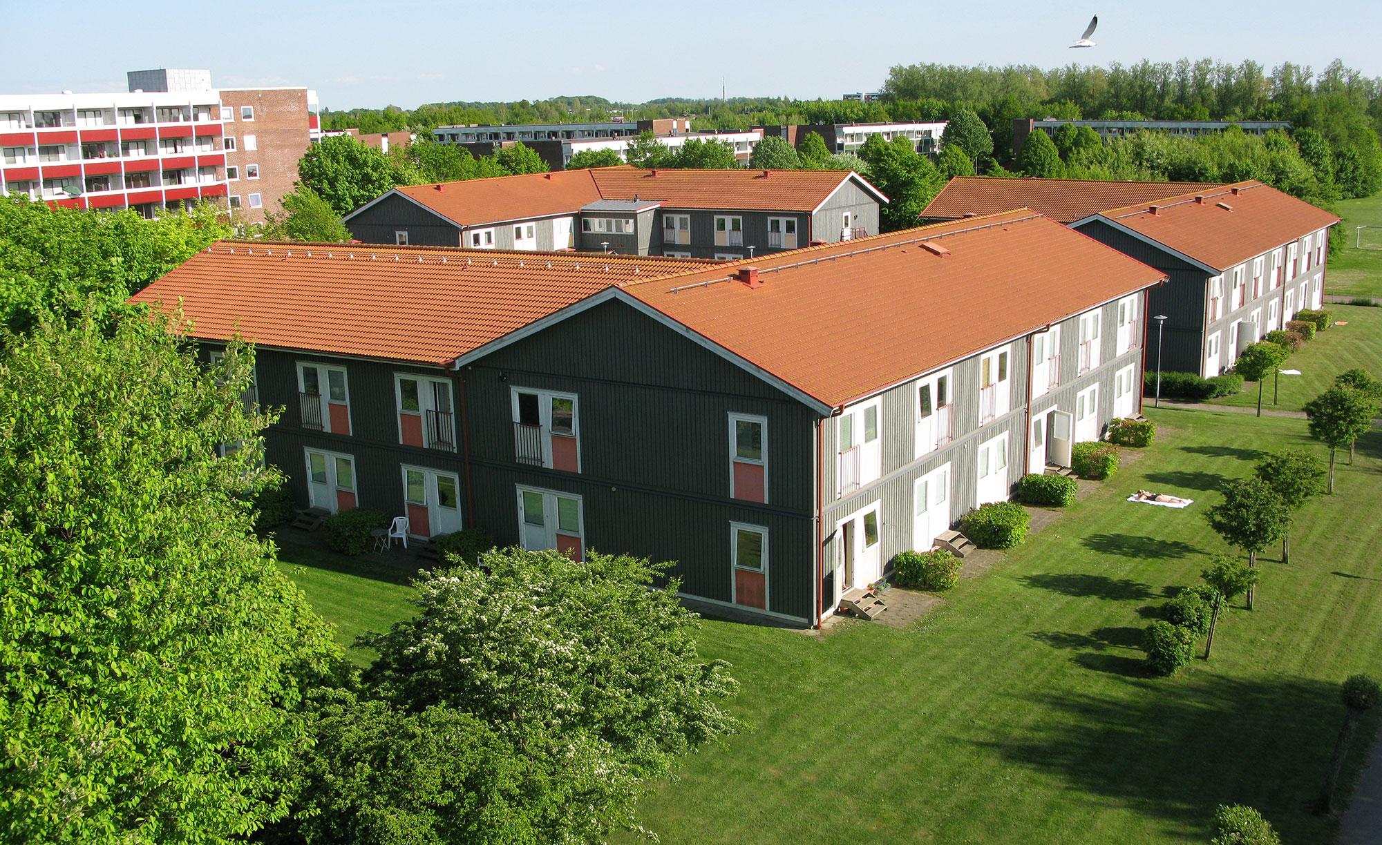 Haga Bostader AB - Helsingborg