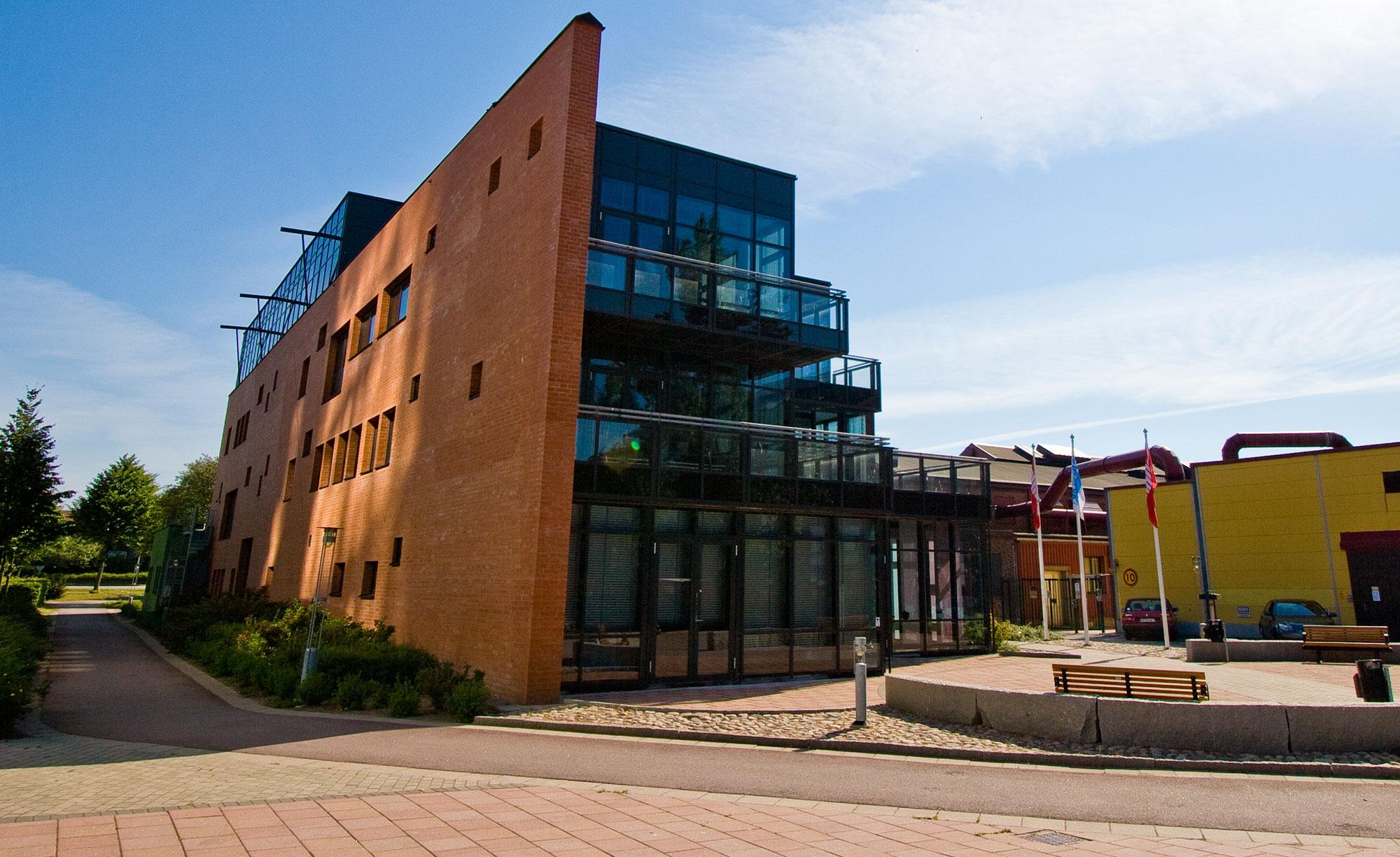 Kontorshuset KB Svarta Diamanten - Halmstad